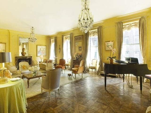 Haute Estates: Two Park Avenue Duplexes For Sale For $60 Million