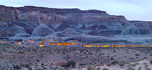 Amangiri Resort in Canyon Point, Utah is the 'Ultimate Escape'