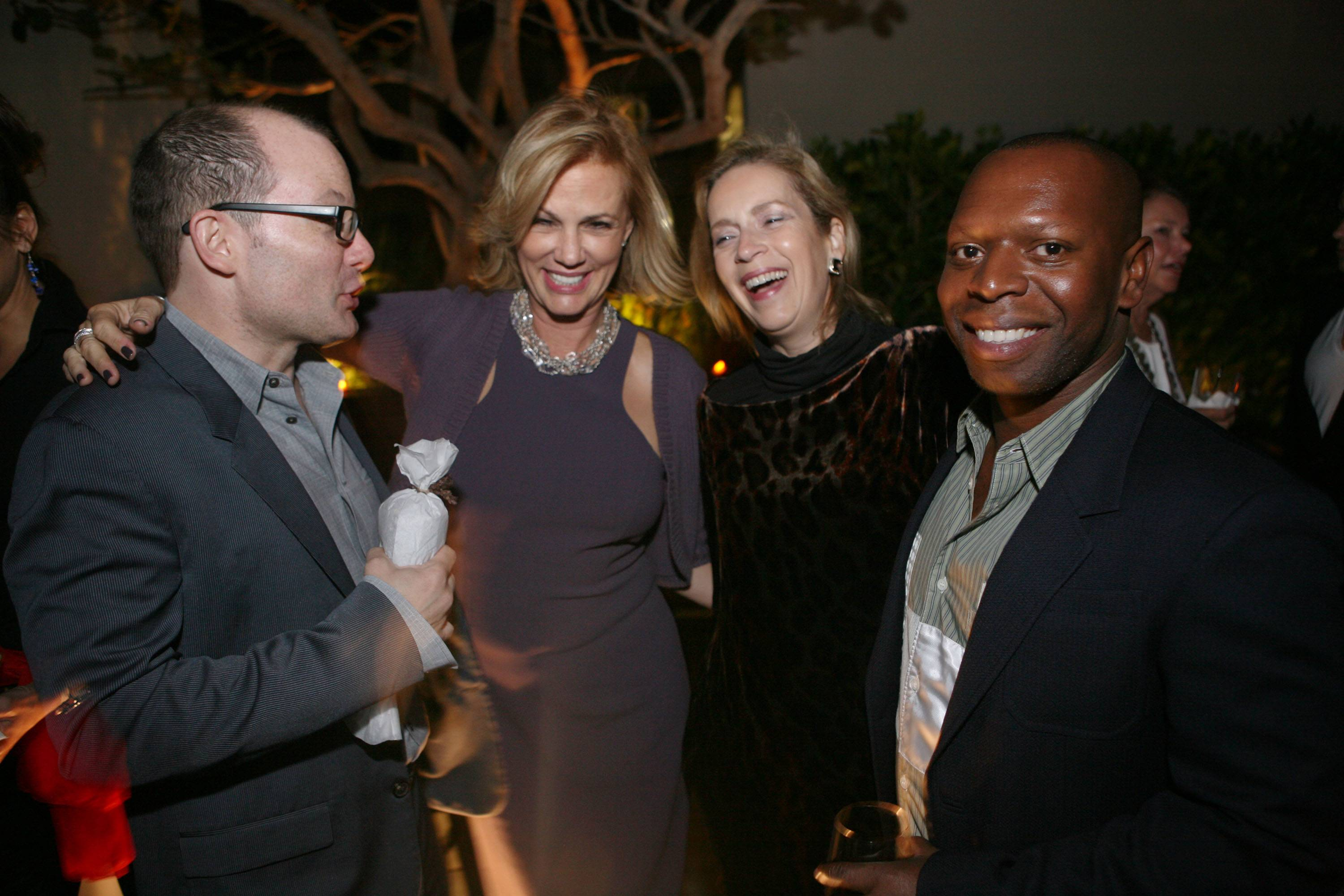 Miami Art Museum and Thom Collins Host Private Gathering at Ocean House