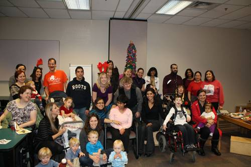 Sheila Shah's Blog: March of Dimes Holiday Party