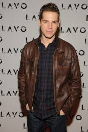 E! News' Jason Kennedy celebrates his birthday at Lavo.