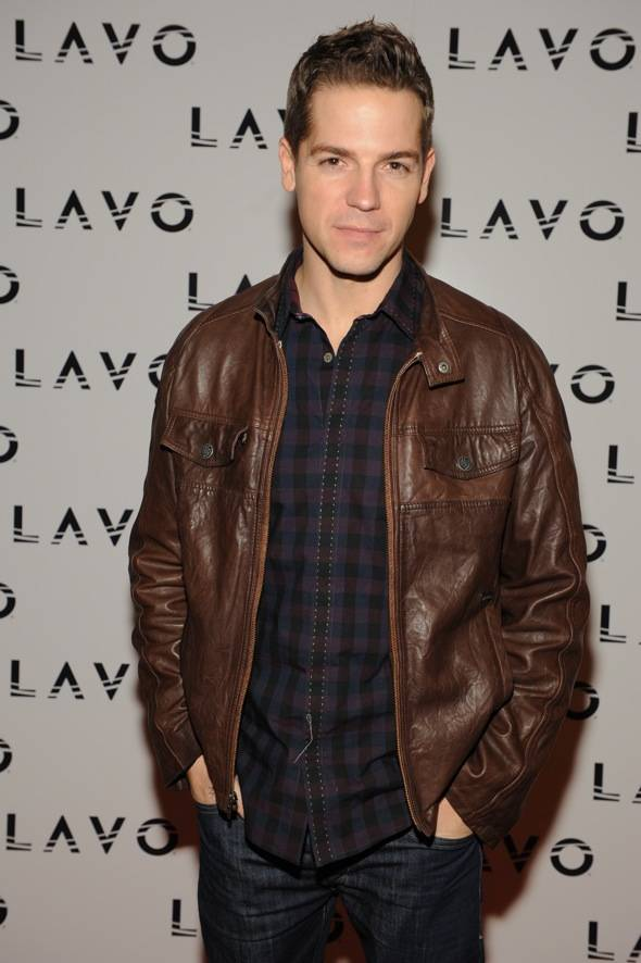 Jason Kennedy_LAVO_red carpet