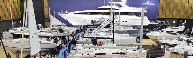 London Boat Show Expected to Dazzle High-End Buyers