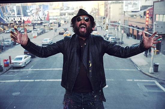 "Mr. Brainwash to Present ""Art Show 2011"" in Los Angeles"