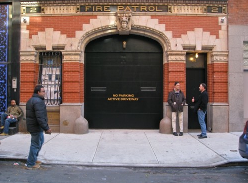Anderson Cooper Prepares to Move into Restored Fire House