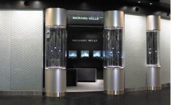 FIRST UK RICHARD MILLE BOUTIQUE OPENS IN HARRODS NEW FINE WATCH ROOM