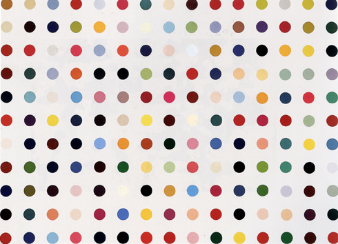 Haute Art: Damien Hirst Invades The World