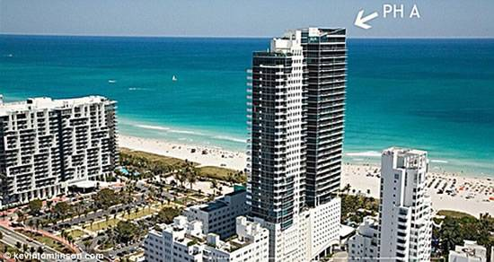 The World's Most Expensive Beach Apartment Sold for $21.5 Million Dollars