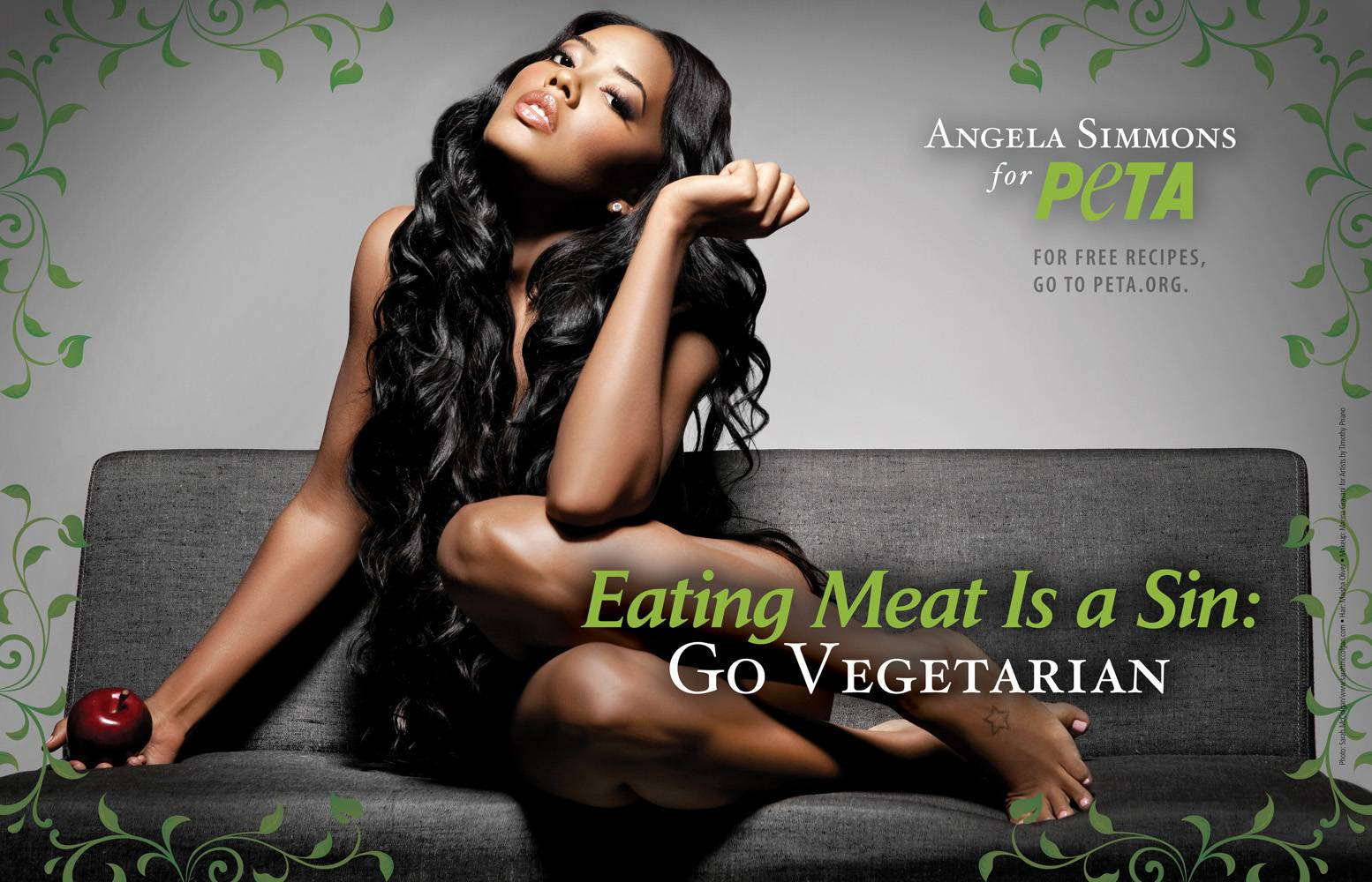 Eating Meat is a Sin: Go Vegetarian