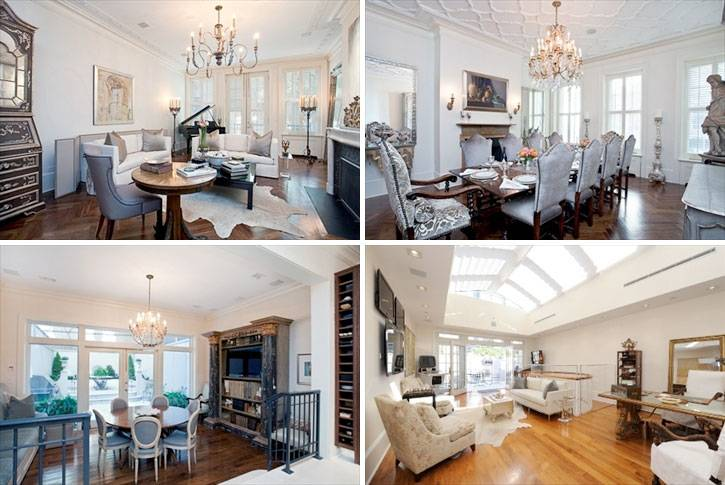 Emeril Lagasse's Upper East Side Townhouse Lists for $15M