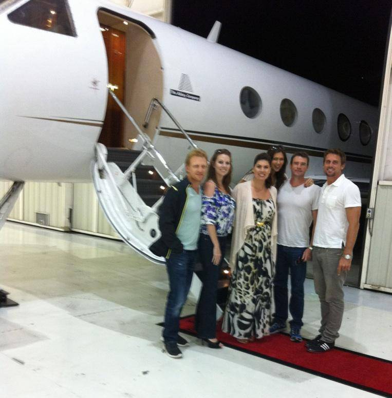Haute Event: Chris Evert/Raymond James Pro-Celebrity Tennis Classic With Elite Aviation