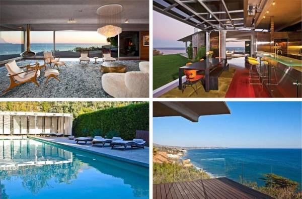Brad Pitt's $12 Million Dollar Malibu Mansion Sold to Ellen DeGeneres