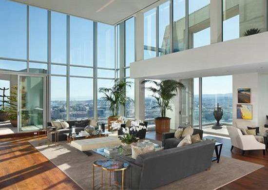 San Francisco's Most Expensive Penthouse sells for $28 Million