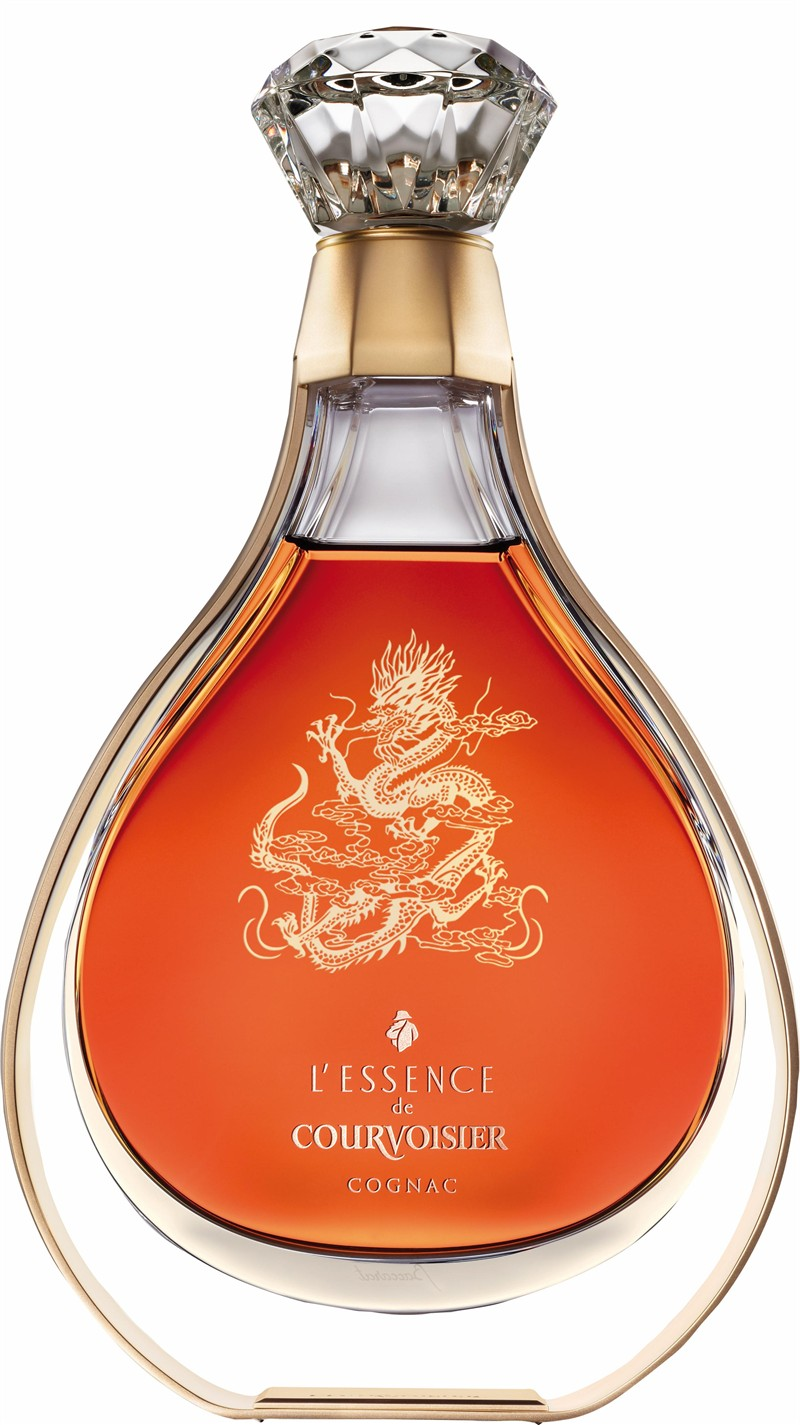Vive Le Dragon! Courvoisier Celebrates Chinese New Year