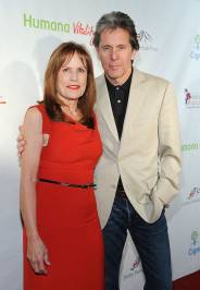 Actor Gary Cole and wife actress Teddi Siddall