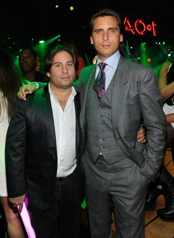 Haute Event: 1 OAK Continues Its Grand Opening Weekend with Scott Disick, Chris Events and Nicky and Paris Hilton
