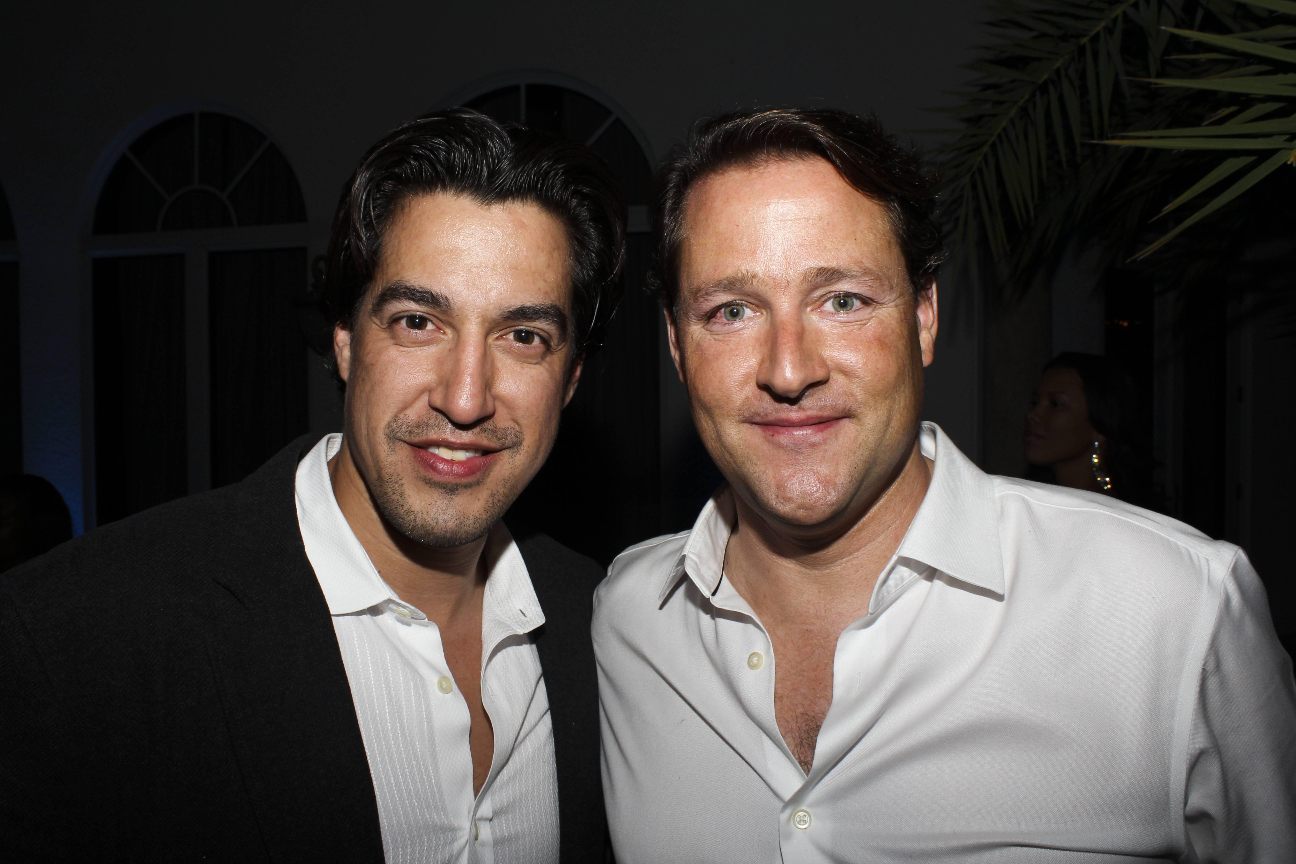 Andres Asion & Sean Wolfington