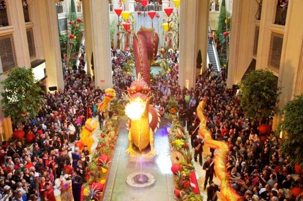 Haute Event: The Palazzo Celebrates Chinese New Year