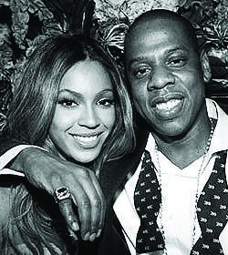 Haute 100ers Beyoncé and Jay-Z Welcome Baby Girl