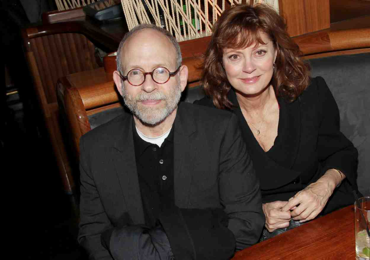 Bob Balaban and Susan Sarandon