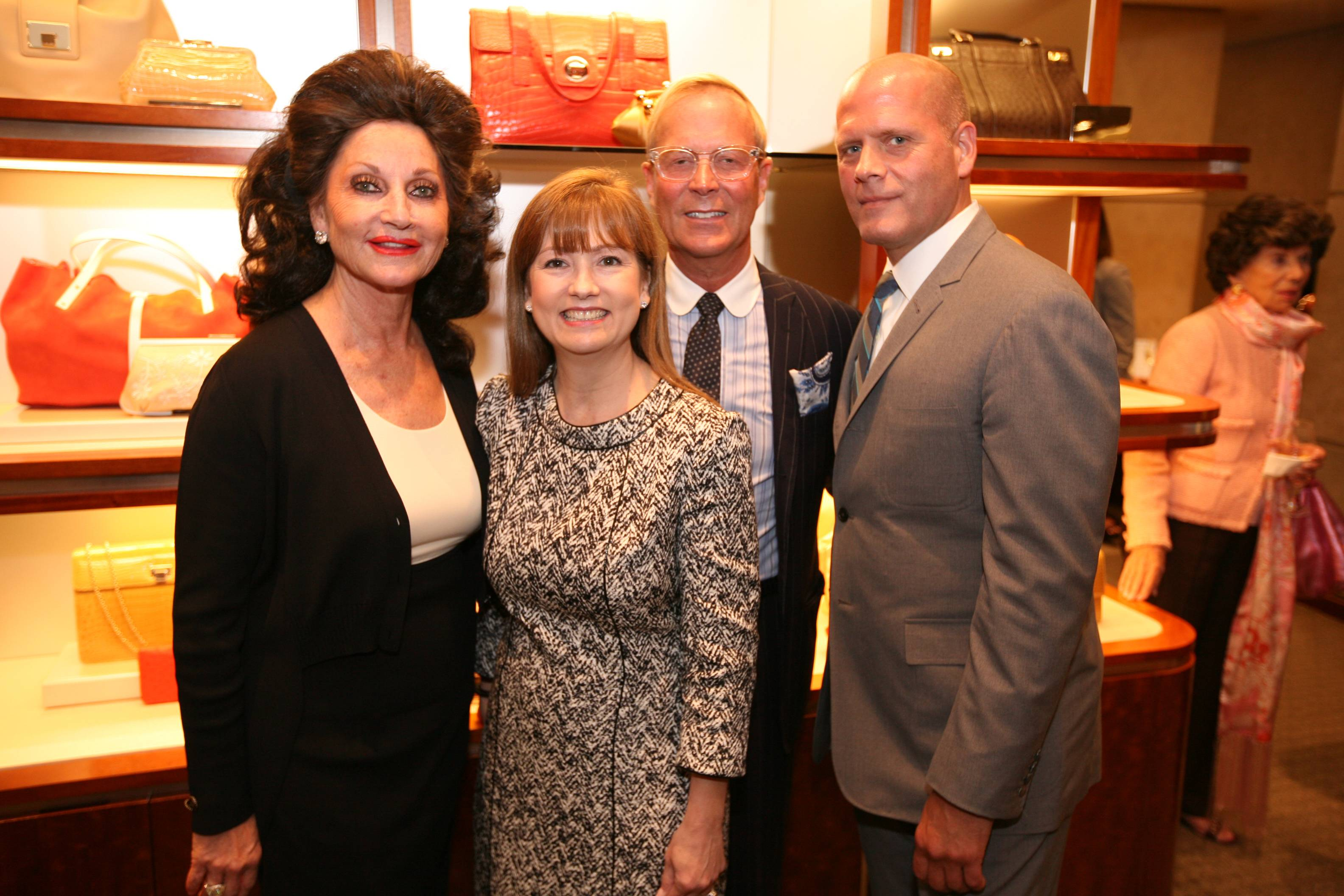 Christine Lynn, Debra Koch,Richard Lambertson, JohnTruex