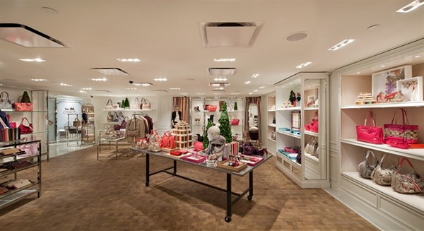 Coach Opens Nathan Road Store in Hong Kong