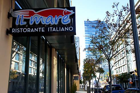 Il Mare Italian Restaurant Opening Soon in Downtown LA