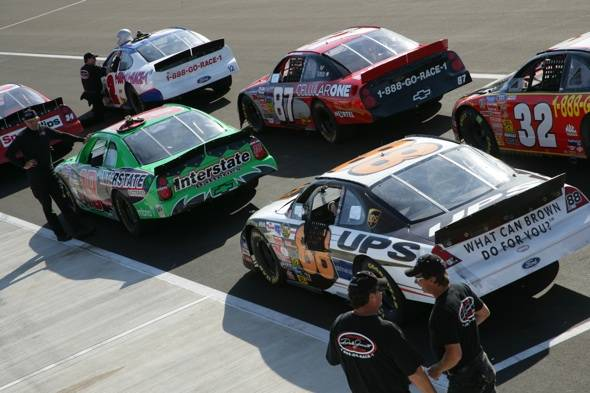 Get Your Motor Running: Dale Jarrett Racing Adventure Comes to Vegas