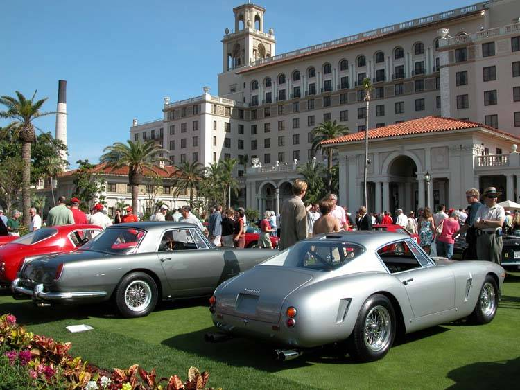 Palm Beach Gears up for Cavallino Classic Ferrari Convention
