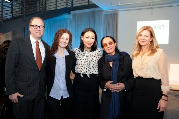 International Center for Photography Benefit and Panel Moderated by Ann Curry