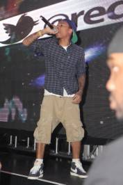 Bow Wow at Rain Nightclub.