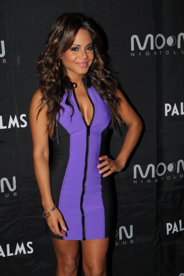 Haute Event: Christina Milian Parties at Moon Nightclub; Kim Kardashian, Cheryl Burke and Apl.de.Ap Spotted at Marquee