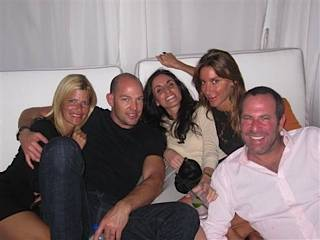 Dori's World: Weekend In Miami And Jeff Hirsch's Birthday Party