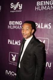 John Legend at Moon Nightclub.
