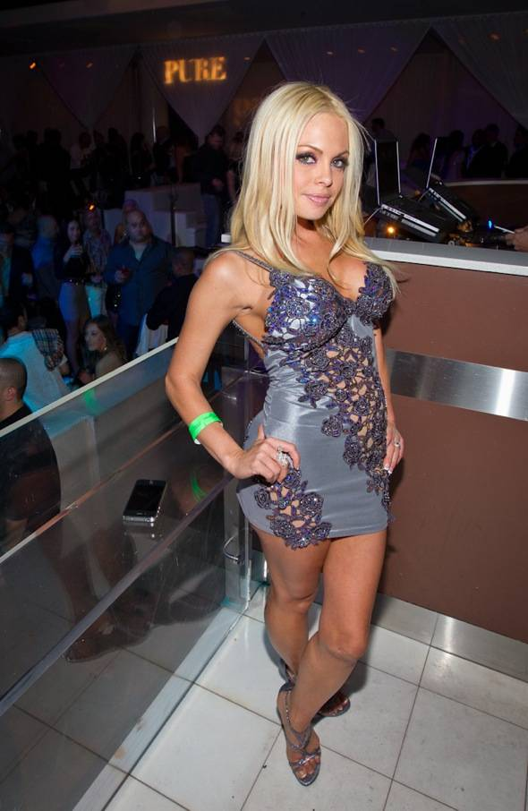 Jesse Jane_PURE Nightclub_1.21.12