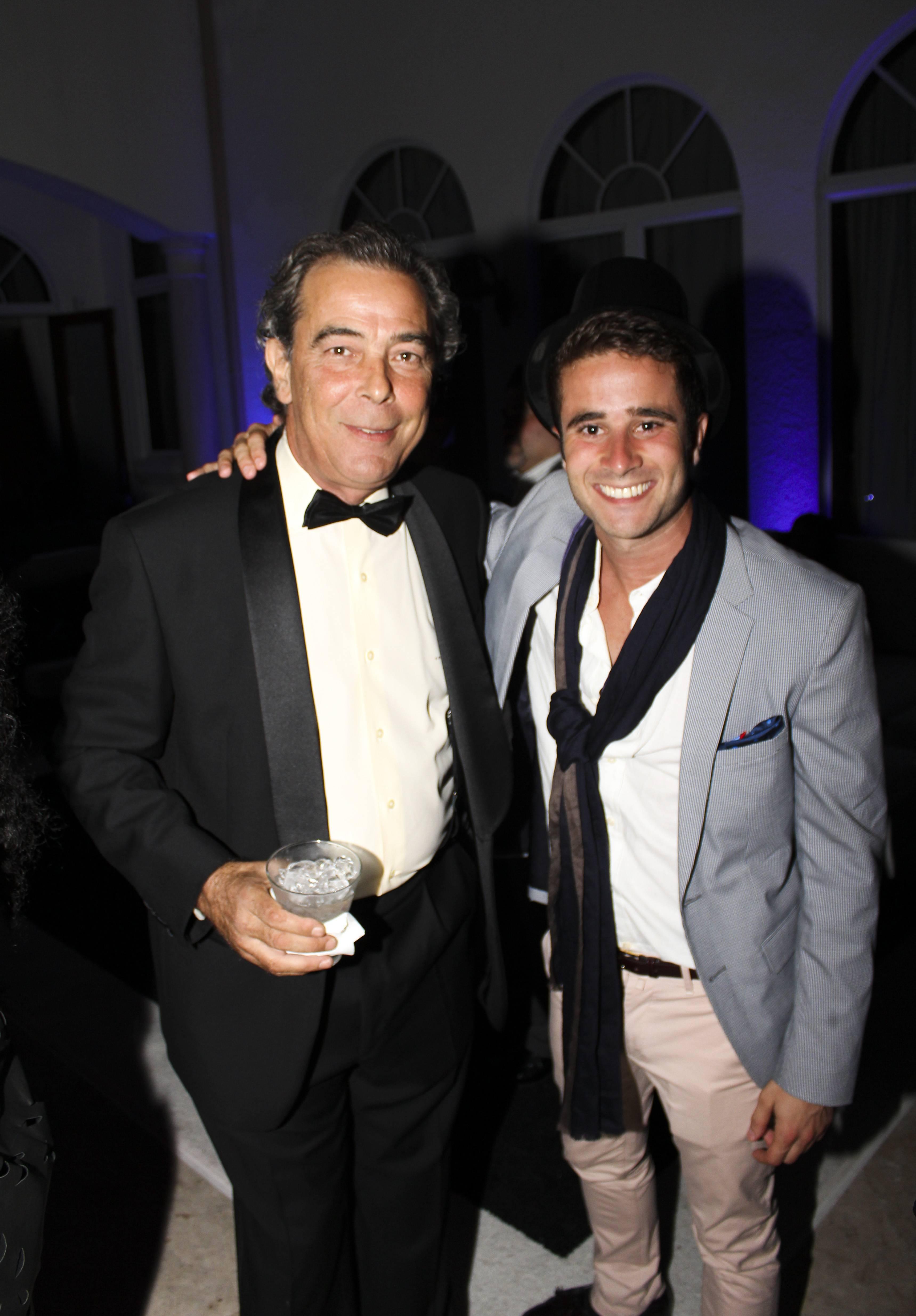 Nacho Vega and Luis Baena
