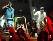 New Boyz perform at RPM Nightclub.