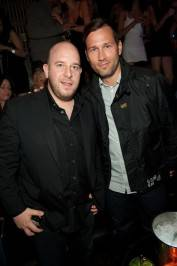 Noah Tepperberg and Kaskade at Lavo.