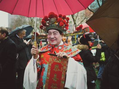 Chinese New Year In New York City- Enter the Dragon