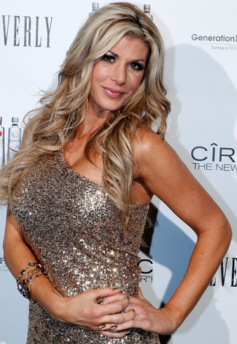 Alexis Bellino And Tamara Barney Host CîROC The New Year 2012 Celebration At Beverly Club