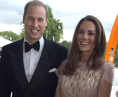 Prince William And Kate Ring In 2012 In A £3,000 Teepee