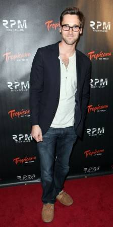 Ryan Eggold at RPM