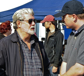 "Haute 100 San Francisco Update: George Lucas Talks ""Red Tails"""