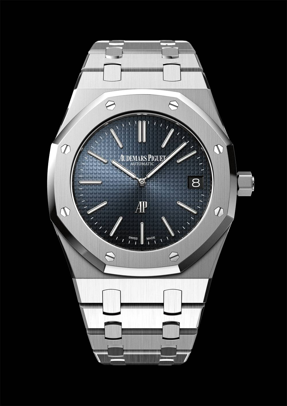 HAUTE TIME: THE AUDEMARS PIGUET ROYAL OAK 39MM