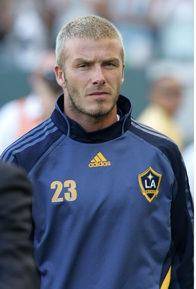David Beckham Stays With LA