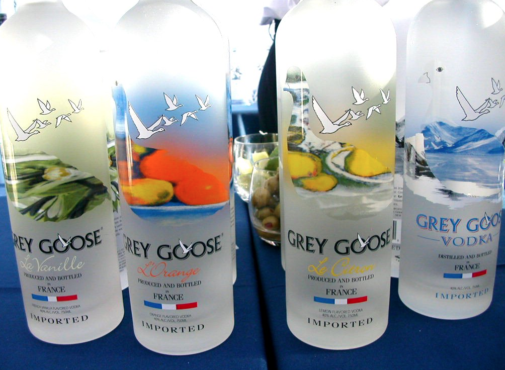 Golden Globes Inspired GREY GOOSE Cocktails
