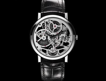 Haute Time: Record Breaking Altiplano Skeleton 1200S To Boost Piaget Sales