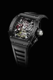 Haute Time: The Richard Mille RM 050