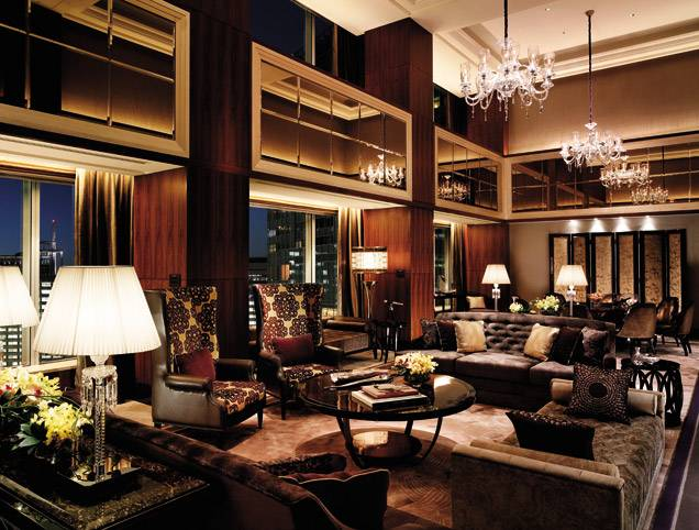 Shangri-La Hotel in Tokyo Earns Top Luxury Points