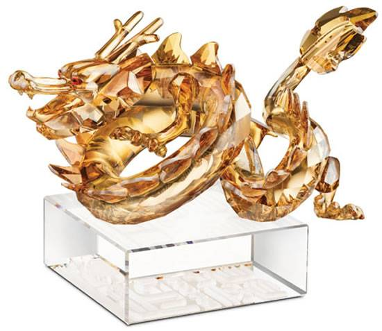Swarovski Celebrates the Year of the Dragon